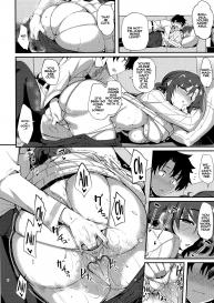 (C97) [Ronpaia (Fue)] Boudica to Tsukiaidashite Kekkou Tachimashita. | It's Been A While Since I Started Dating Boudica. (Fate/Grand Order) [English] [Hive-san] #5