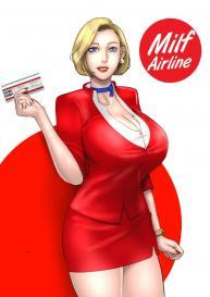 [Scarlett Ann] Milf Airline 1 #2