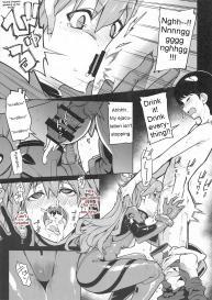 IRON GRIMOIRE (SAKULA) NIGHTMARE SPELL (Neon Genesis Evangelion) [Gandeloft] #8
