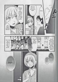 (C86) [Poritabe. (Shirihagi Gomame)] EreMika Yojouhan (Shingeki no Kyojin) [English] #6