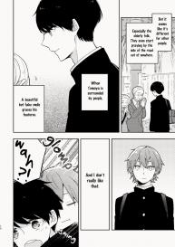 [Ruru (Menten Watagashi)] Osananajimi ga Kamisama datta Hanashi | My Childhood Friend Was a God [English] #10