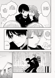[Ruru (Menten Watagashi)] Osananajimi ga Kamisama datta Hanashi | My Childhood Friend Was a God [English] #11