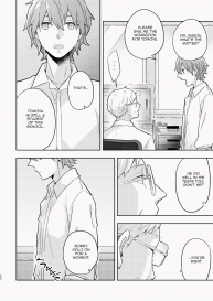[Ruru (Menten Watagashi)] Osananajimi ga Kamisama datta Hanashi | My Childhood Friend Was a God [English] #20