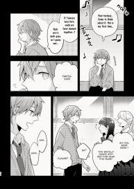 [Ruru (Menten Watagashi)] Osananajimi ga Kamisama datta Hanashi | My Childhood Friend Was a God [English] #57
