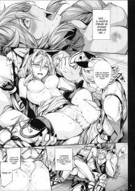 Gentsuki Okiba (Gentsuki) Sokoku ni Chiru Hana (Granblue Fantasy) [English] [constantly] #10