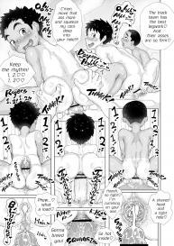 Danzi Engine (Shiba Yuuji) Osugaki Sentou | Bad Boy Bathhouse [English] [Digital] #12