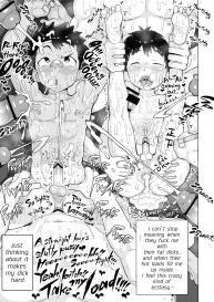 Danzi Engine (Shiba Yuuji) Osugaki Sentou | Bad Boy Bathhouse [English] [Digital] #36