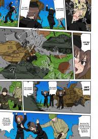 [Takotsuboya (TK)] Yukiyukite Senshadou (Girls und Panzer) [English] [Decensored] #12