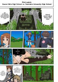 [Takotsuboya (TK)] Yukiyukite Senshadou (Girls und Panzer) [English] [Decensored] #36