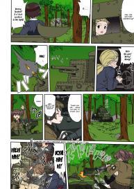 [Takotsuboya (TK)] Yukiyukite Senshadou (Girls und Panzer) [English] [Decensored] #37