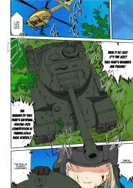 [Takotsuboya (TK)] Yukiyukite Senshadou (Girls und Panzer) [English] [Decensored] #5