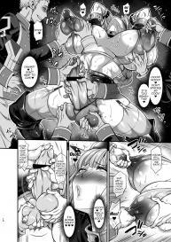 [Musashi-dou (Musashino Sekai)] Dosukebe Fuchou o Kusuri de Futanari Dotapun Kashite Shiboritaosu Hon (Fate/Grand Order) [English] #13