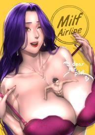 [Scarlett Ann] MILF AIRLINE: 2 My Dear Mr. Pilot #1