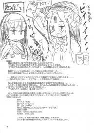 (C95) [Yayui (Shirogisu)] SHS (Fate/Grand Order) [Chinese] [零食汉化组] #19