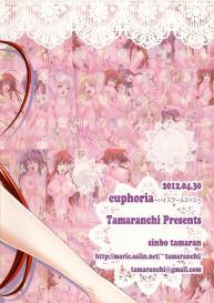 (COMIC1☆6) [Tamaranchi (Shinbo Tamaran)] euphoria ~High SchoolDxD~ (High School DxD) [English] #17