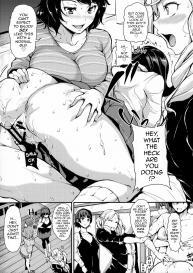 [Shimapan (Tachibana Omina)] P5 Harem (Persona 5) [English] #12