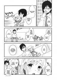 [Saishuuheiki Megane (Uniuni Usagi)] ReMarriage (Bleach) [English] #5
