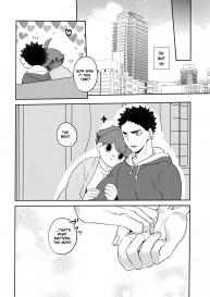 (SUPER RTS!! 2018) [Rototika (Kamishi Yue)] Iwaoi! Iwa-chan no Etchi! (Haikyuu!!) [English] [mayonyaka] #30