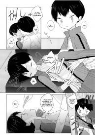 (Shota Scratch SP3) [OS tokku (Shikimura)] Daisuki Kageyama-kun (Haikyuu!!) [English] #25