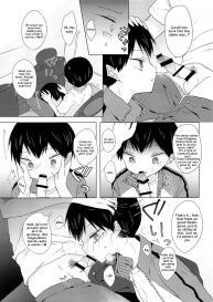 (Shota Scratch SP3) [OS tokku (Shikimura)] Daisuki Kageyama-kun (Haikyuu!!) [English] #30