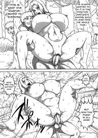 (C94) Naruho-dou (Naruhodo) Jungle GT (BORUTO) [English] #38