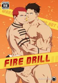[Cresxart] Fire Drill!: A Fire Force comic #1