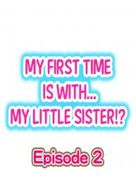 My First Time is with…. My Little Sister?! (Ongoing) [Porori] #10