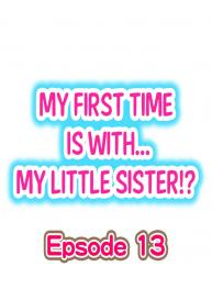 My First Time is with…. My Little Sister?! (Ongoing) [Porori] #113
