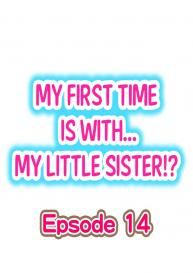 My First Time is with…. My Little Sister?! (Ongoing) [Porori] #122