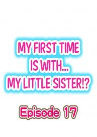 My First Time is with…. My Little Sister?! (Ongoing) [Porori] #151