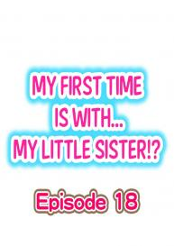 My First Time is with…. My Little Sister?! (Ongoing) [Porori] #159