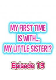 My First Time is with…. My Little Sister?! (Ongoing) [Porori] #168