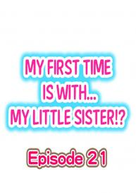 My First Time is with…. My Little Sister?! (Ongoing) [Porori] #186