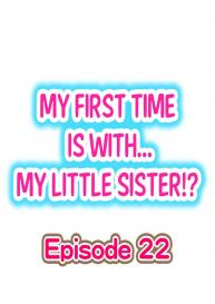 My First Time is with…. My Little Sister?! (Ongoing) [Porori] #195