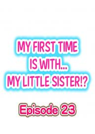 My First Time is with…. My Little Sister?! (Ongoing) [Porori] #204