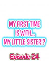 My First Time is with…. My Little Sister?! (Ongoing) [Porori] #213