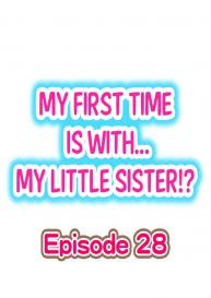 My First Time is with…. My Little Sister?! (Ongoing) [Porori] #249