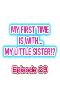 My First Time is with…. My Little Sister?! (Ongoing) [Porori] #258