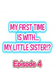 My First Time is with…. My Little Sister?! (Ongoing) [Porori] #28