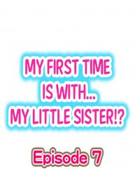 My First Time is with…. My Little Sister?! (Ongoing) [Porori] #57