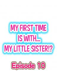 My First Time is with…. My Little Sister?! (Ongoing) [Porori] #84