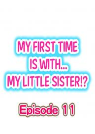 My First Time is with…. My Little Sister?! (Ongoing) [Porori] #93