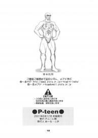 (C60) [Tenny Le Tai (R-Koga)] P-teen #18