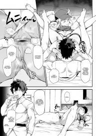 STANKY (yozo) Sore wa Kyorikan ga Chikasugiru Heroine XX ga Warui yo (Fate/Grand Order) [English] #10