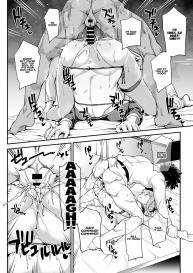 STANKY (yozo) Sore wa Kyorikan ga Chikasugiru Heroine XX ga Warui yo (Fate/Grand Order) [English] #11