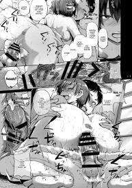 (C88) [brilliant thunder (Yumeno Tanuki, Fue)] Oya ni Naisho no Iedex [English] #16