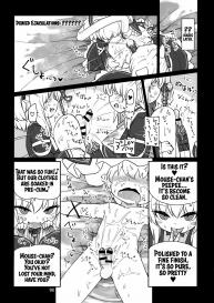 (C97) [Bocchi Koubou (Rutubo)] Dennou Succubus to Sex Shite mo Eikyuu ni Derarenai Heya THE END (Nora Cat) [English] [xinsu] #12
