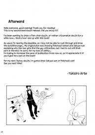 (Yukisiro Arte)] Flan-chan kara Yuuwaku Saretai!! (Touhou Project) [English] #19