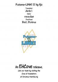 [Aju ga Mitsukarimasen (Aju)] Futana-LINK! II (Fairy Tail) [English] [EHCOVE] #25