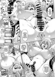 (C88) [Tiramisu Tart (Kazuhiro)] Hidai! Kakuchou! Nikubenki Kaizou Shinryou [English] #11